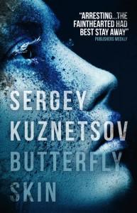 Butterfly Skin by Sergey Kuznetsov (Titan Books)